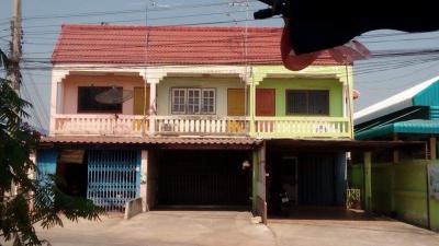 ทาวน์เฮาส์ 950000 กำแพงเพชร ขาณุวรลักษบุรี สลกบาตร